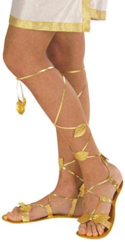 Widmann–AC1471–Goldfarbene Sandale, 27cm