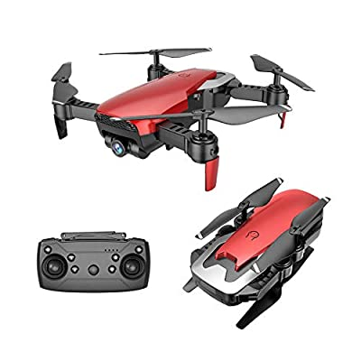 IGEMY X12 Drone 720P Wide Angle Camera WiFi FPV 2.4G Remote Control One Key Return Quadcopter Drone for Kids Toy Gift