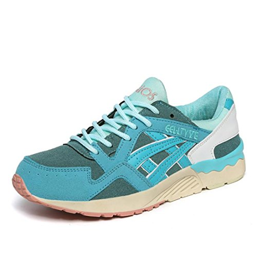 Men's Light Breathable Lace Up Running Shoes 4
