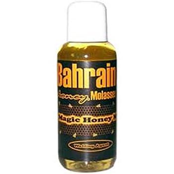 Bahrain Natur 100ml - Magic Honey Mix - Shisha Tabak Molasse