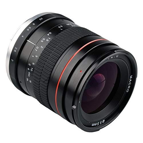 Für Nikon SLR Digitalkamera Porträt-Objektiv, 35mm F2.0 Manueller Fixfokus Objektiv, Kameraobjektiv Für Nikon SLR Kamera Colorful