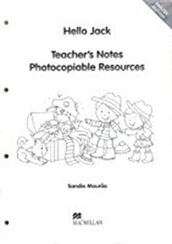 Captain Jack Level 0 Teacher's Notes por Jill Leighton