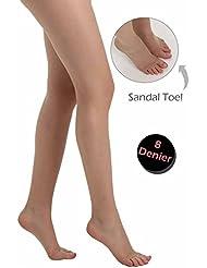 Collants sans orteils, disponible en XL, XXL, XXXL