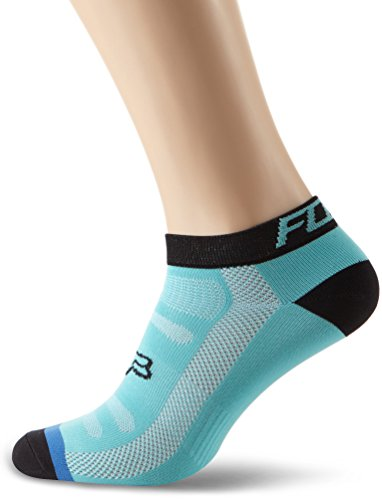 Fox Herren Socken Race 2 Zoll, Ice Blue, L/XL