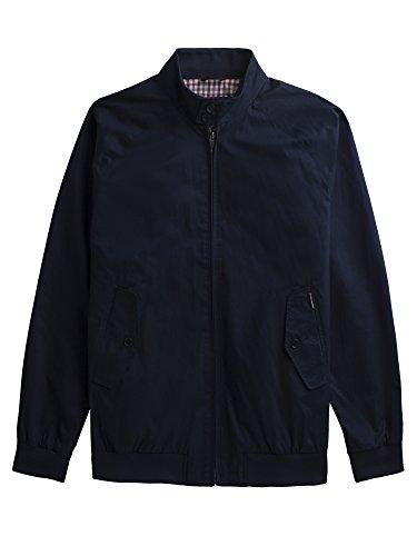 ben-sherman-new-core-harrington-bomber-uomo-blau-navy-blazer-170-m