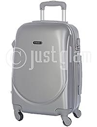 Maleta cabina 55 cm. 4 ruedas trolley cascara dura adecuadas para vuelos de bajo coste