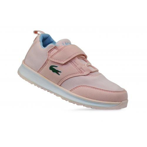 Lacoste Bambino Rosa L.IGHT Sneaker Pink