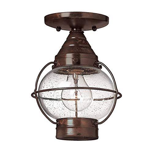 Garten-Deckenlampe IP23 1x60W/E27 HK/CAPECOD8/S CAPE COD HINKLEY Lighting -