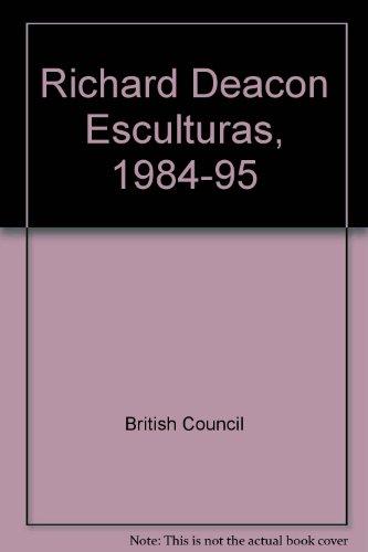 Richard Deacon Esculturas, 1984-95