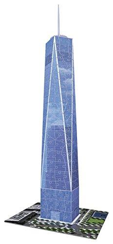 Ravensburger-12562-One-World-Trade-Center-3D-Puzzle-Bauwerke-216-Teile