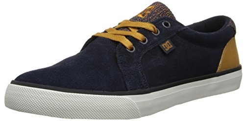 DC COUNCIL SE M XKWS Herren Sneakers Blau (NAVY - NVY)