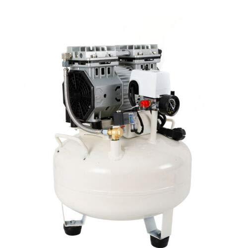 BTdahong - Compresor aire silencioso manómetro doble