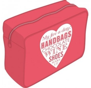 red-make-up-bag-my-five-a-day-handbags-chocolates-wine-shoes-make-up-by-half-moon-bay