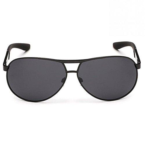 Little Sporter Pilotenbrille Flieger Sonnenbrille Aviator Sonnenbrillen Herren und Frauen Sonnenbrille Fliegerbrille Polarisierte Pilotenbrille