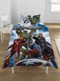 Marvel's the Avengers Bettwäsche 137 x 200 cm