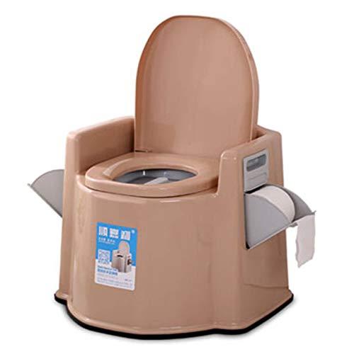 Portátil Silla WC Mujer Embarazada Paciente Las Personas