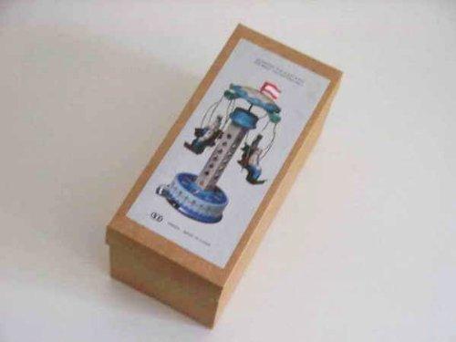 Blechspielzeug - Karussell mit Seeleuten Allied Zinn