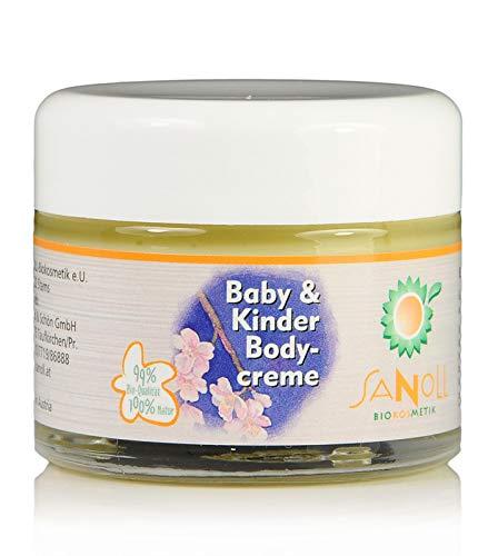 Sanoll Baby- und Kinder-Bodycreme 50 ml