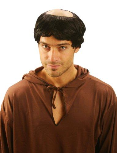 Generique - Mönchs-Perücke für Herren