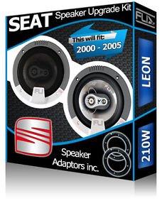 Seat Leon FLI Audio-Juego Altavoces Puerta Delantera