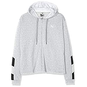 Puma Damen A.c.e. Sweat Jacket Tank Top