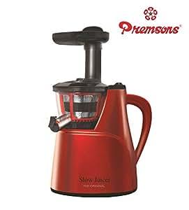 The Original Slow Juicer By Premsons - Red