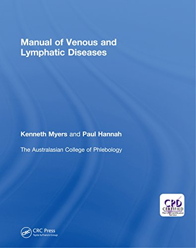 Manual of Venous and Lymphatic Diseases (English Edition)