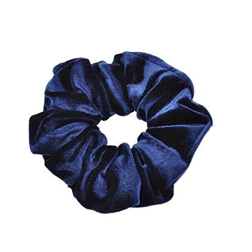 Lila Kostüm Häschen - TSEINCE Haarband Frauen Bogen Stirnband Haar Schöne Häschen Ohr Elastische Mädchen Damen Pferdeschwanz Inhaber Bands Frauen Zubehör Marineblau