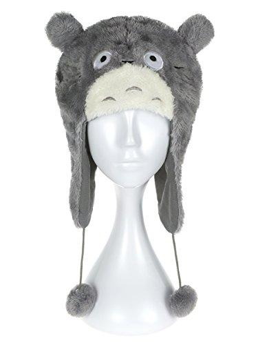 e Totoro Mütze (Totoro Kinder Kostüm)