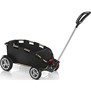 Puky Chariot H25 ceety Noir 6700