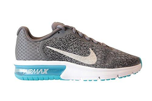 Nike Air Max Sequent 2 (GS), Chaussures de Running Compétition Garçon