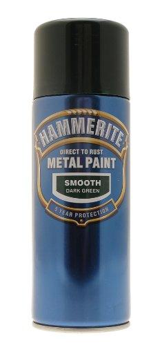 hammerite-5092821-metal-paint-smooth-dark-green-400ml-aerosol