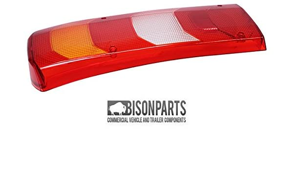 +FITS MERCEDES ANTOS REAR COMBINATION LAMP /& No PLATE LAMP PASSENGER SIDE LH