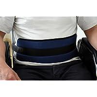 Cinturón de Sujecion Abdominal para silla de ruedas o sillón geriátrico,Extralargo ...