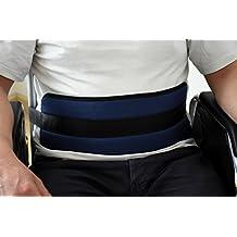 Cinturón de sujeción abdominal para sillón o silla de ruedas ...