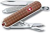 Victorinox Classic Canif multifonction Motif Tablette de Chocolat