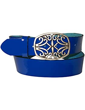 , Talla:cintura 120 cm, Color:esmalte azul