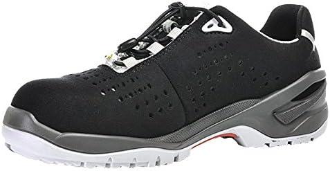 Elten 2061641 - Grises zapatos impulse baja esd s1 seguridad, multicolores,
