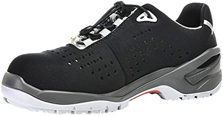 Elten 2061644-72245-36 grises zapatos de impulso bajo esd s1 seguridad, multicolores,