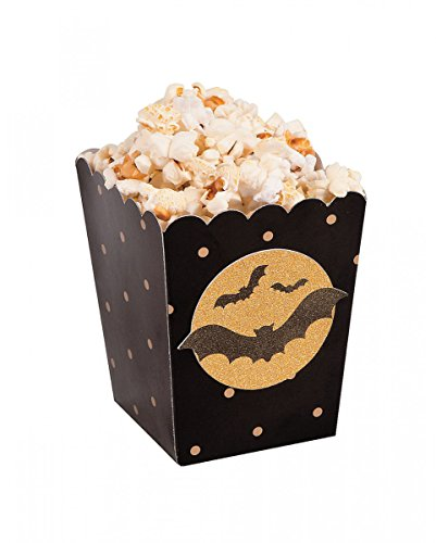 (Horror-Shop Mini Halloween Popcorn Kartons 12 St.)