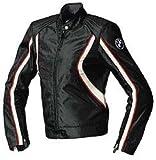 Original BMW Damen Motorradjacke'Club 2' Gr. 40 schwarz Schulter-und Ellbogenprotektoren