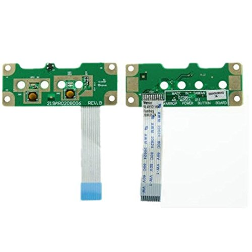 Power-Button Board-Band für HP G50 G60 Compaq CQ50 CQ60 48.4H503.011