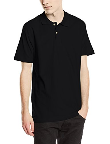 Stedman Apparel Herren Poloshirt Polo Men/st3000 Black Opal