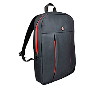 Port Designs Sac a Dos ordinateur Portable Portland – 15,6′ – Compartiment renforcé Notebook + compartiment tablette jusqu'a 10,1′
