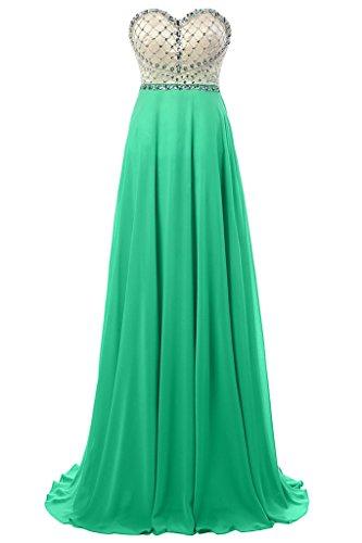Baijinbai - Robe - Trapèze - Femme green