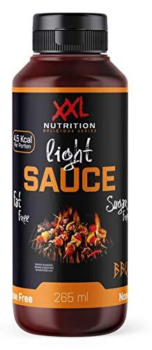 Light Sauce - 25 leckere Geschmacksrichtungen - Kalorienarme Soßen mit echten Gemüse, Kräuter und Gewürze (Tomaten Ketchup)