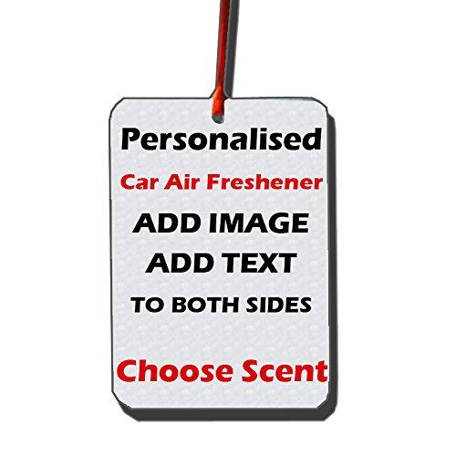 LULAH BLU personalizzato auto deodorante | Customised deodorante | auto
