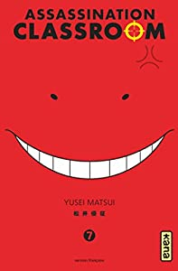 Assassination Classroom Edition simple Tome 7