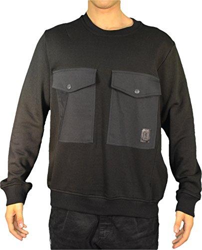 Religion Herren Sweatshirt schwarz schwarz M