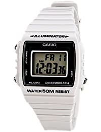 Casio Collection – Reloj Unisex Digital con Correa de Resina – W-215H-7AVEF